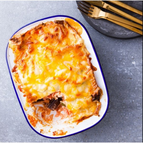 D|F Roast Root Vegetable Lasagne - Available as part of our 2 for €16 offer!