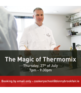 27/07/17: the Magic of Thermomix (7pm - 9:30pm)