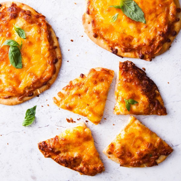 Mini Pizzas (Cheese)