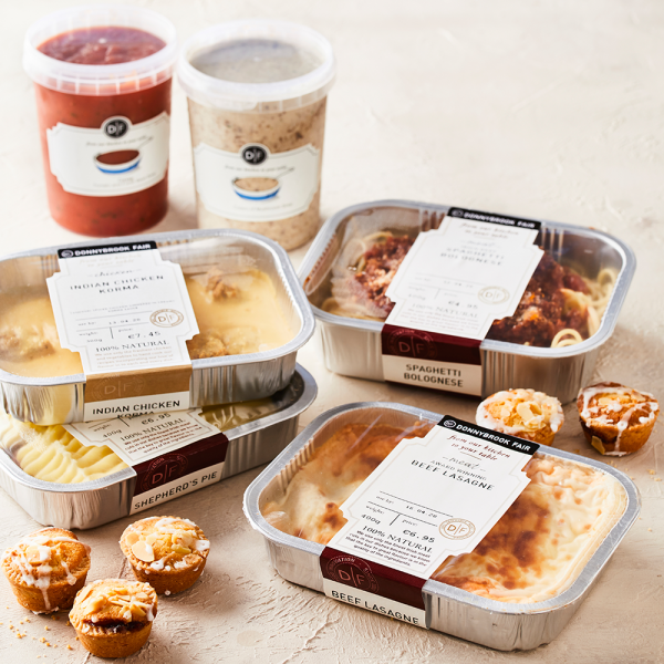 Devoted to Couples - Gourmet Meal Box