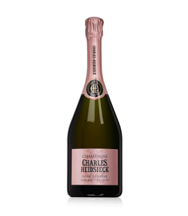 Charles Heidsieck Rosé Reserve Champagne