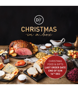 D|F Christmas in a Box - Available for Delivery 10th December - 24th December