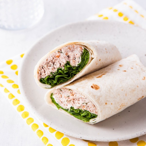 Tuna Sensation Wrap