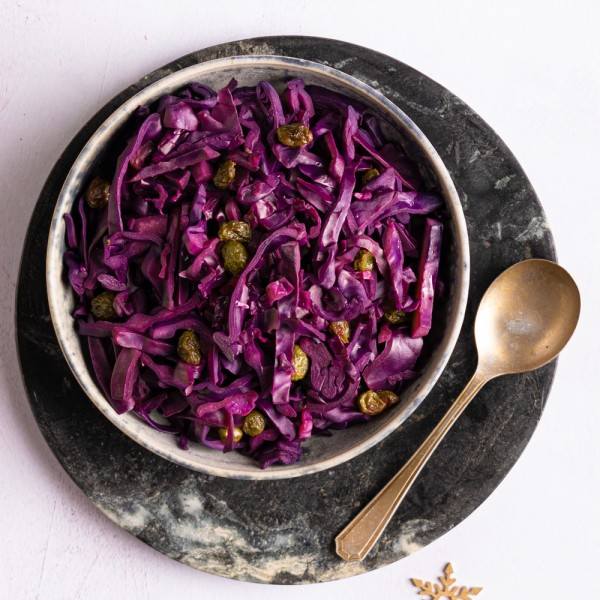 Aromatic Red Cabbage