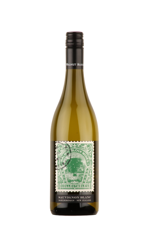Wine: Walnut Block, 'Collectables' Sauvignon Blanc, Marlborough, 2015