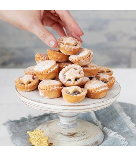D|F Traditional Mini Mince Pies (10 Units)