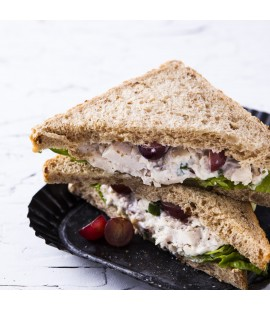 Chicken & Black Grape Sandwich