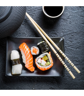 03/02/2017: Learn How to Make Sushi (7pm - 9:30pm)