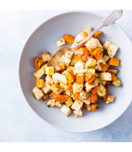 Roast Root Vegetables (400g)