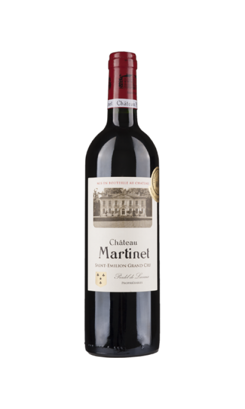 Chateau Martinet, St Emilion Grand Cru