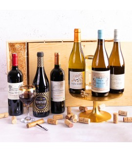 The Christmas Day Wine Box (Delivery until 19th Dec only)