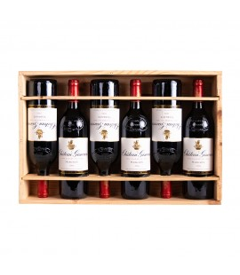Chateaux Giscours 2006 - 6 bottles in a Wooden Gift Box