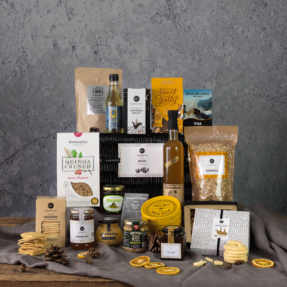 The Irish Hamper (Delivery Until 19th Dec Only)