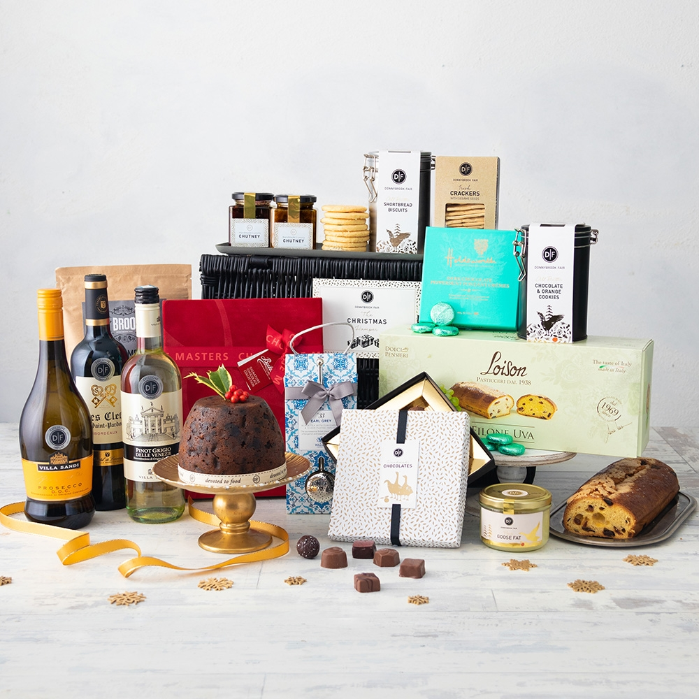 The Christmas Hamper (Delivery Until 19th Dec Only)