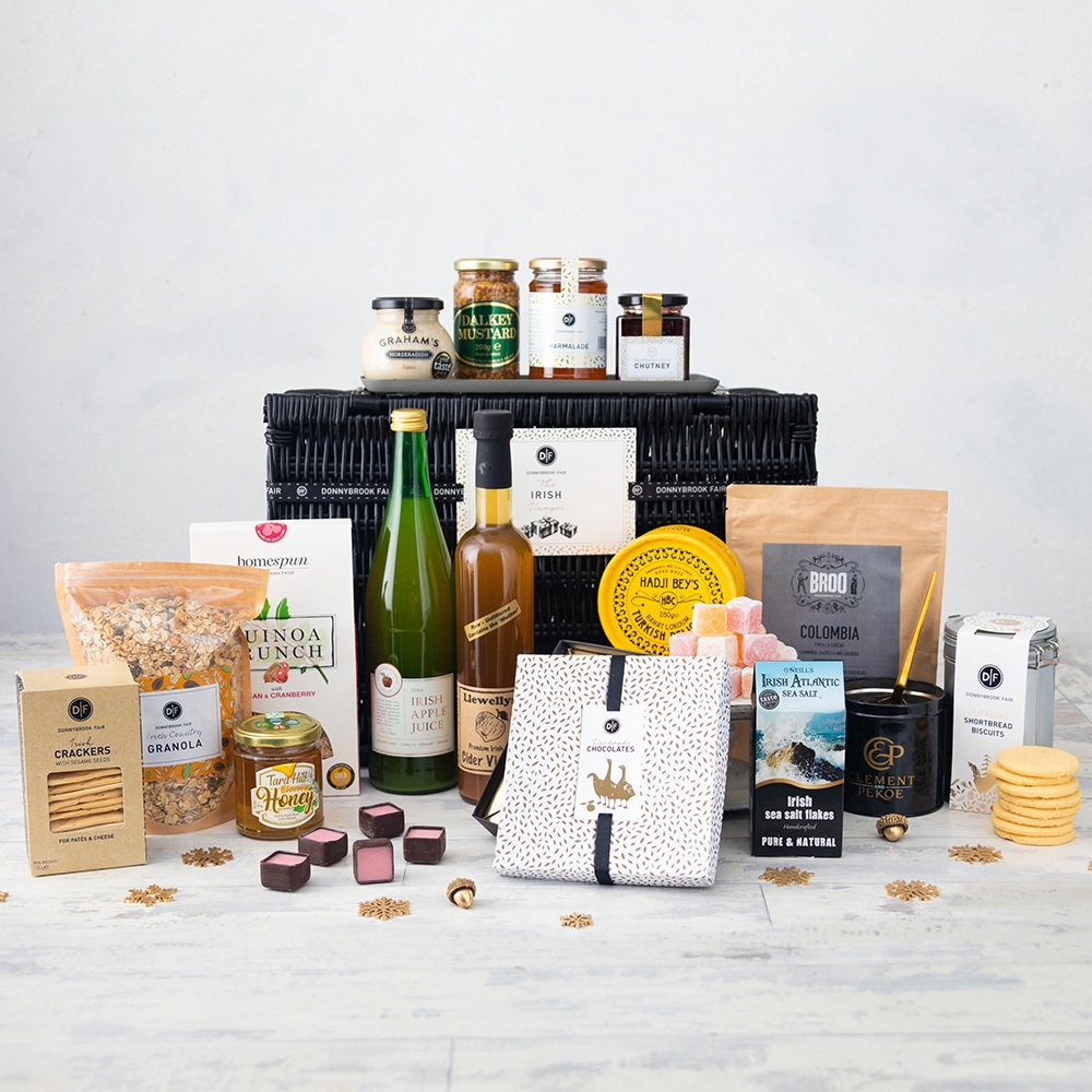 The D|F Irish Hamper (Delivery Until 19th Dec Only)