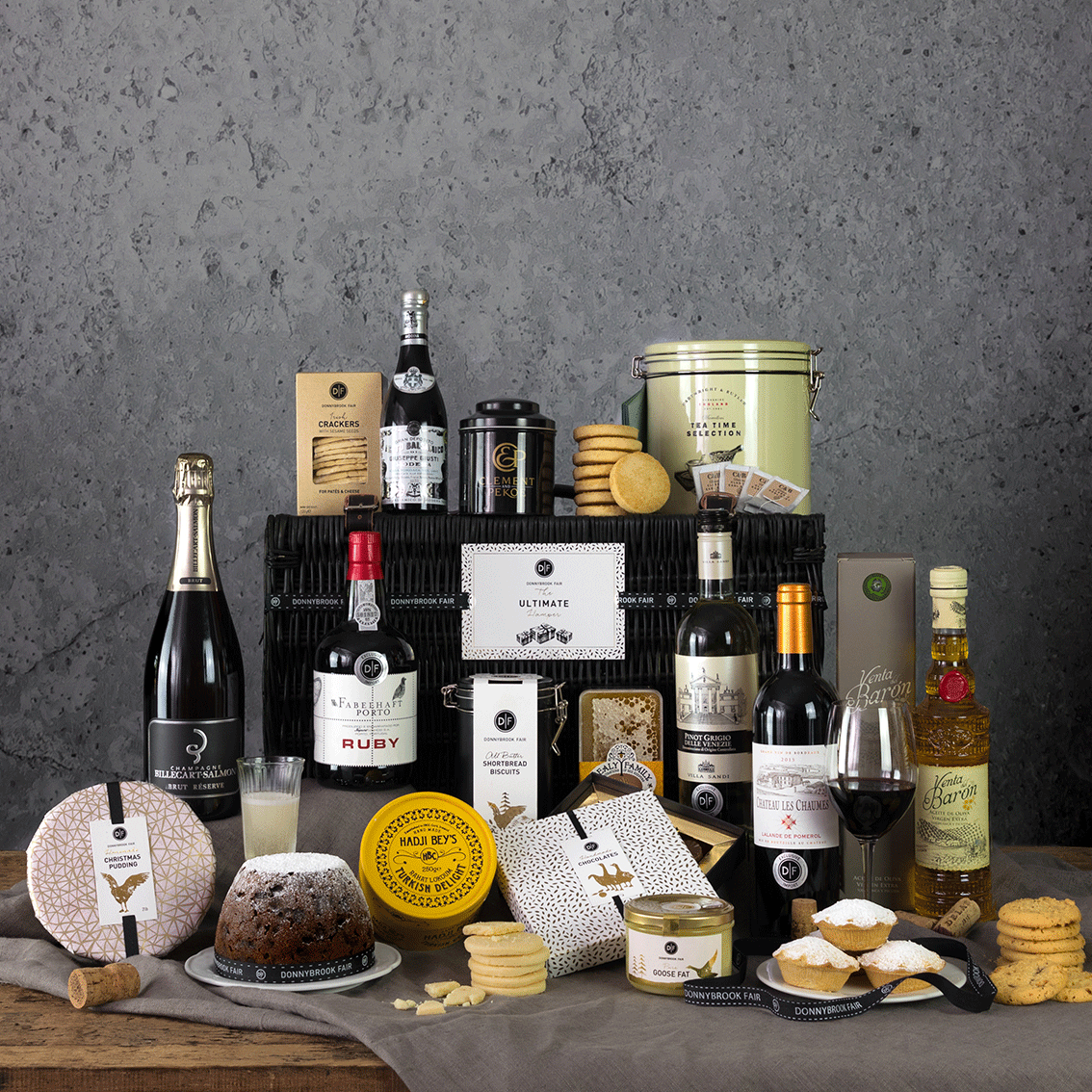 The Ultimate Christmas Hamper (Delivery Until 19th Dec Only)