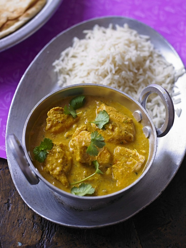 Mild Chicken Korma