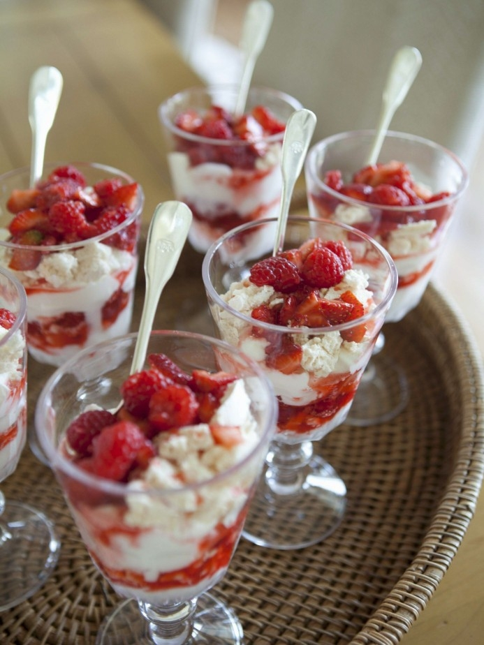 Summery Eton Mess