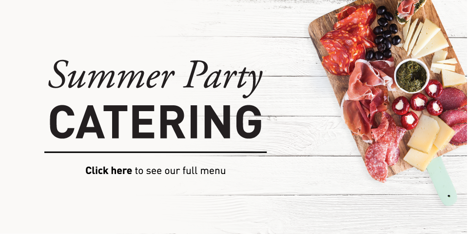 Summer Party Catering
