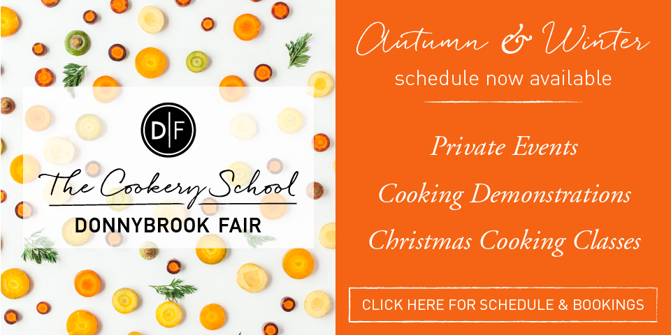 Cookery School (Autumn/Winter)