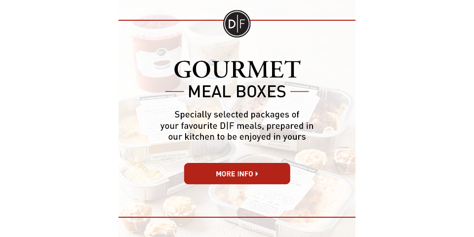 Gourmet Meal Boxes